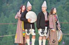 Τουρκικοί χορευτές Στοκ Φωτογραφία