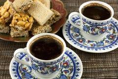 Τουρκικός καφές Στοκ φωτογραφίες με δικαίωμα ελεύθερης χρήσης
