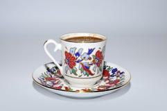 Τουρκικός καφές. Στοκ φωτογραφία με δικαίωμα ελεύθερης χρήσης