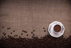 Τουρκικός καφές Στοκ φωτογραφία με δικαίωμα ελεύθερης χρήσης