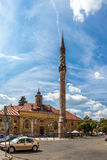 Τουρκικός μιναρές Στοκ Φωτογραφίες