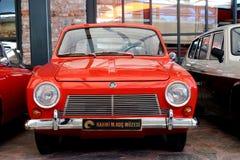 Τουρκικό αυτοκίνητο «Anadol» προϊόντων Στοκ Φωτογραφία