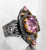 Τουρκικό δαχτυλίδι Στοκ Εικόνες