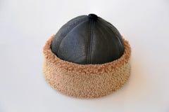 Τουρκικό καπέλο δερμάτων αρνιών Στοκ Εικόνες
