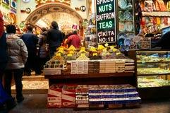 Τουρκικό καρύκευμα Bazaar Στοκ Εικόνα