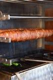 Τουρκικό κρέας Kokorec Στοκ φωτογραφία με δικαίωμα ελεύθερης χρήσης