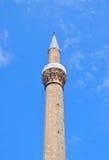 Τουρκικό μουσουλμανικό τέμενος (Yeni Djami) Στοκ Φωτογραφίες