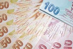 Τουρκικό νόμισμα Στοκ Φωτογραφία