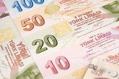Τουρκικό νόμισμα Στοκ εικόνα με δικαίωμα ελεύθερης χρήσης