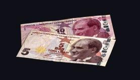 Τουρκικό νόμισμα Στοκ Εικόνες