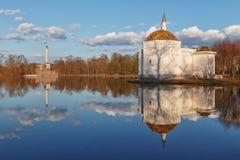 Τουρκικό λουτρό, Tsarskoe Selo Στοκ εικόνες με δικαίωμα ελεύθερης χρήσης