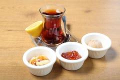 Τουρκικό τσάι Στοκ φωτογραφίες με δικαίωμα ελεύθερης χρήσης