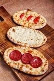 Τουρκικό ψωμί pita Στοκ Εικόνες