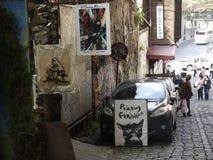 Τουρκικό Montmartre Στοκ εικόνα με δικαίωμα ελεύθερης χρήσης