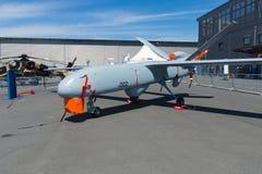 Τουρκικό UAV ANKA πολλαπλών ρόλων ISR σύστημα Στοκ Εικόνες