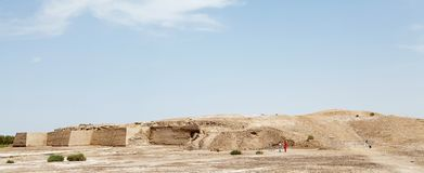Τουρκμενιστάν Στοκ Φωτογραφία