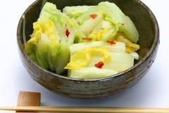Τουρσιά κινεζικών λάχανων Στοκ εικόνα με δικαίωμα ελεύθερης χρήσης