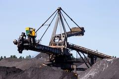 Του άνθρακα βιομηχανία Στοκ εικόνα με δικαίωμα ελεύθερης χρήσης