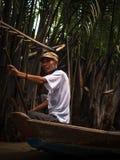 του δέλτα mekong Στοκ εικόνες με δικαίωμα ελεύθερης χρήσης