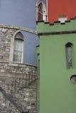 του Μπέντφορντ κάστρων στενός πύργος γραφείων του Δουβλίνου genelogical επάνω Στοκ Φωτογραφίες