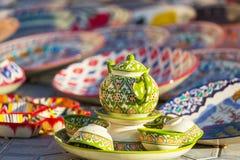 Του Ουζμπεκιστάν τέχνη Στοκ Εικόνες