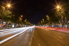 Του Παρισιού Arc de Triomphe Triumphal αψίδα q Στοκ φωτογραφία με δικαίωμα ελεύθερης χρήσης
