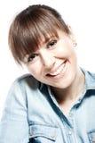 Του προσώπου πορτρέτο ομορφιάς Στοκ φωτογραφίες με δικαίωμα ελεύθερης χρήσης