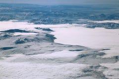 Του Πόντου εναέρια άποψη βουνών Στοκ φωτογραφία με δικαίωμα ελεύθερης χρήσης