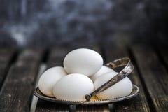 Του χωριού αυγά, αγροκτήματα, οργανικά προϊόντα στοκ φωτογραφίες