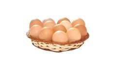 Του χωριού αυγά Στοκ Εικόνες