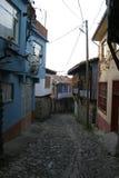 Του χωριού αλέα Στοκ Εικόνα