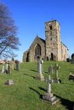 Του χωριού εκκλησία Hammerton εκκλησιών, Γιορκσάιρ, Αγγλία Στοκ Φωτογραφία