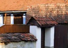 Του χωριού θέα Στοκ Εικόνα