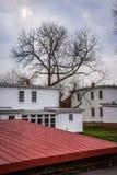 Του χωριού κτήρια Smithville στοκ φωτογραφίες