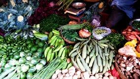 Του χωριού λαχανικά σε ένα κατάστημα αγοράς στοκ εικόνες με δικαίωμα ελεύθερης χρήσης