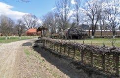Του χωριού μουσείο Στοκ εικόνες με δικαίωμα ελεύθερης χρήσης