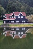 Του χωριού ξενοδοχείο Στοκ Φωτογραφία