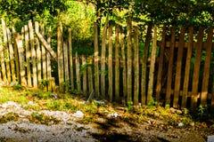Του χωριού περιβάλλον στην Τουρκία Στοκ φωτογραφία με δικαίωμα ελεύθερης χρήσης
