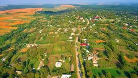 Του χωριού πτήση φιλμ μικρού μήκους