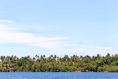 Του Alejandro de Humboldt National πάρκο στην Κούβα στοκ εικόνα με δικαίωμα ελεύθερης χρήσης