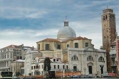 Του ST εκκλησία του σημαδιού στη Βενετία Στοκ εικόνα με δικαίωμα ελεύθερης χρήσης
