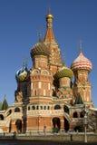 Του ST καθεδρικός ναός του βασιλικού στο κόκκινο τετράγωνο, Μόσχα Στοκ εικόνα με δικαίωμα ελεύθερης χρήσης