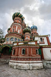 Του ST καθεδρικός ναός του βασιλικού στοκ φωτογραφία