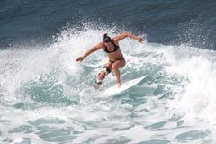 Του Tyler Wright για το Maui υπέρ Στοκ Εικόνες