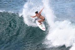 Του Tyler Wright για το Maui υπέρ Στοκ φωτογραφία με δικαίωμα ελεύθερης χρήσης