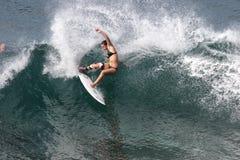 Του Tyler Wright για το Maui υπέρ Στοκ Φωτογραφίες