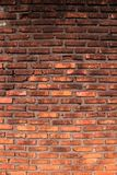 τούβλα τούβλου πολύς παλαιός τοίχος σύστασης Στοκ Φωτογραφία