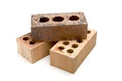 τούβλα τρία Στοκ φωτογραφία με δικαίωμα ελεύθερης χρήσης