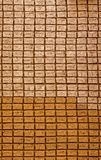 Τούβλα manufactory Meybod Στοκ φωτογραφία με δικαίωμα ελεύθερης χρήσης