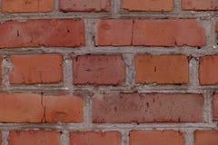Τούβλινο υπόβαθρο σύστασης τοίχων στοκ φωτογραφία με δικαίωμα ελεύθερης χρήσης
